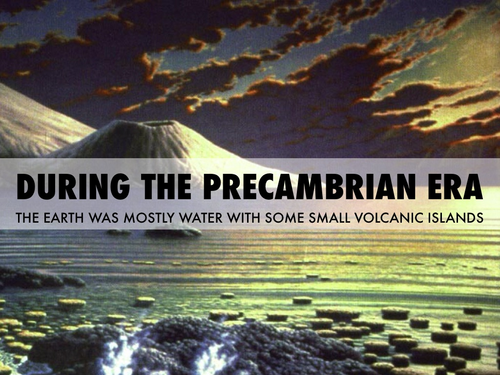 a history of mass extinction in the precambrian A series exploring the natural history of earth, beginning with the formation of our solar system, moving on through asteroid impacts and mass extinctions, and ending with the human impact.