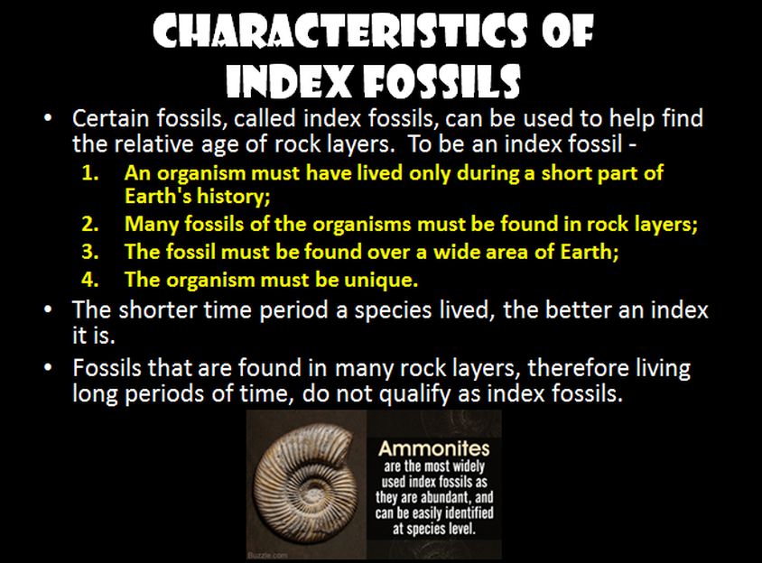 Relative rock dating guidet notater